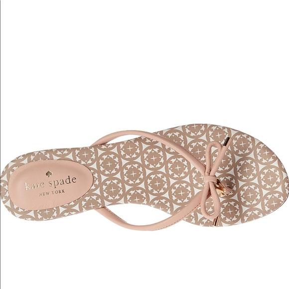 69b3442173de5 🎀Kate Spade🎀Mistic Bow Sandals